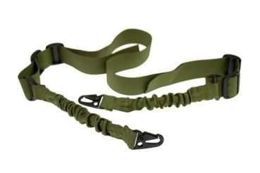 GFC Tactical 2-Point Tactical Sling - Bungee, olive green
