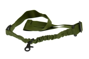 GFC Tactical 1-Point Tactical Sling - Bungee, olive drab